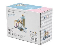 Деревянный игровой набор Viga Toys PolarB Паркинг, 3 уровня (44029)