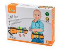 Деревянный игровой набор Viga Toys Пояс с инструментами (50532)