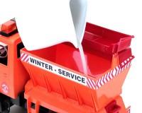 Автомодель Bruder MB Unimog снегоуборочный 1:16