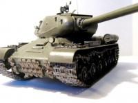 Сборная модель Звезда советский тяжёлый танк «ИС-2» 1:35