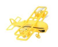 Квадрокоптер-самолет JJRC H95 (желтый)