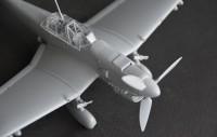 Сборная модель Звезда немецкий пикирующий бомбардировщик «Юнкерс Ju-87B2» 1:72