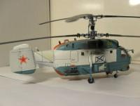 Сборная модель Звезда российский поисково-спасательный вертолёт «Ка-27ПС» 1:72