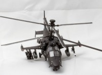 Сборная модель Звезда российский боевой вертолёт «Ка-52» Аллигатор 1:72