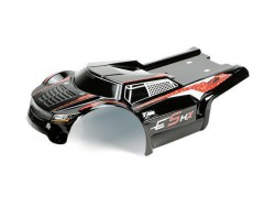 Team Magic E5 HX - Body 1/10 Racing Truck Red