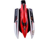 Катер WL Toys WL915 F1 High Speed Boat бесколлекторный (красный)