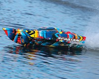 Катер Traxxas Spartan Brushless 36