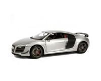 Коллекционная автомодель Maisto Audi R8 (серебристая)
