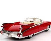 Коллекционный автомобиль Maisto Cadillac Eldorado Biarritz 1959 1:18, красный