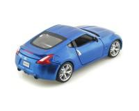 Коллекционный автомобиль Maisto 2009 Nissan 370Z синий металик