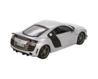 Коллекционный автомобиль Maisto Audi R8 GT (серебристый)