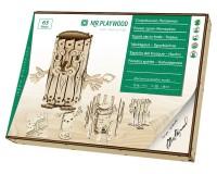 Конструктор деревянный Mr.Playwood Шкатулка Лесовичок (PW10019)