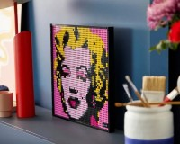 Конструктор LEGO Art Мэрилин Монро Энди Уорхола, 3332 элемента (31197)