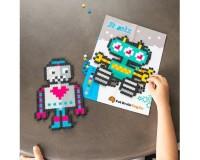 Пиксельные пазлы Fat Brain Toys Jixelz Сделай робота