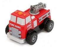 Конструктор Popular Playthings машинка (полиция, скорая помощь, пожарная)