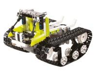 Радиоуправляемый конструктор SDL Tank 5-в-1 (402 детали)