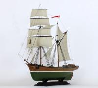Сборная модель Звезда судно «Бригантина» 1/100