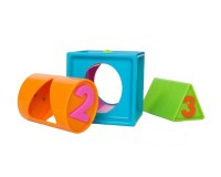 Куб-сортер Fat Brain Toys Smarty Cube 1-2-3