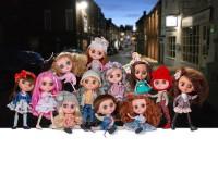 Кукла Berjuan Биггерс Cherry Collins 32 см