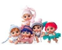 Кукла-пупс Berjuan Бэби Биггерс Castano с запахом ванили 14 см