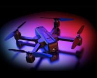 Квадрокоптер JJRC X11 складной с GPS и FPV 4K камерой, 1.6 км дальность полета