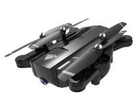 Квадрокоптер Visuo SG 900 / X196 складной с двумя FPV камерами, полет до 20 мин.