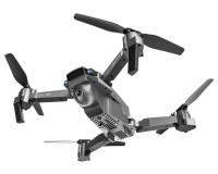 Квадрокоптер Visuo SG 907 складной с двойной камерой 4K и GPS, полет до 18 мин.