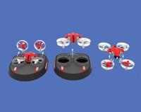 Квадрокоптер Blade Inductrix Switch RTF DSMX 2,4 ГГц