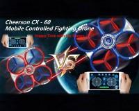 Боевые квадрокоптеры Cheerson CX-60 Air Dominator