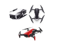 Квадрокоптер DJI Mavic Air Fly More Combo Arctic White