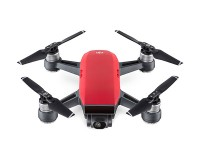 Квадрокоптер DJI Spark Combo (Lava Red)