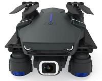 Квадрокоптер Eachine E520S с GPS, 5G Full-HD 1080P камерой (складной) с 2мя АКБ