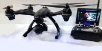 Квадрокоптер JXD 507W Pioneer Knight с HD WiFi-камерой чёрный