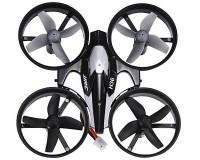 Квадрокоптер JJRC H36 mini (черный) с 2мя аккумуляторами
