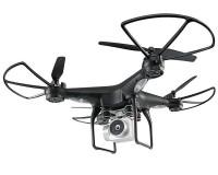 Квадрокоптер JJRC H68 с 720P HD-камерой (черный)