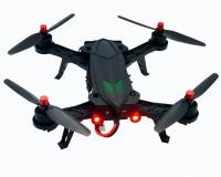 Квадрокоптер MJX Bugs 6 B6FD 250мм бесколлекторный 720P FPV камера монитор 4.3 очки