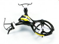 Квадрокоптер Syma X51 чёрный