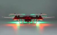 Квадрокоптер Syma X5UW с Wi-Fi FPV-камерой