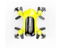 Квадрокоптер UDIRC U36W Piglet 66мм с WiFi камерой, барометром, цвет желтый