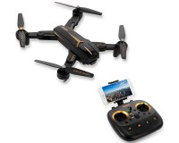 Квадрокоптер Visuo XS812 с GPS, 5MP Wifi камерой (складной) с 2мя АКБ