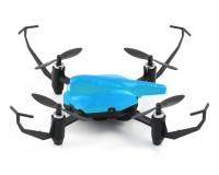 Квадрокоптер дитячий Wowitoys H4816 з утриманням висоти та ІК-боєм, синій