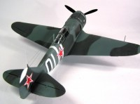 Сборная модель Звезда советский истребитель «Ла-5ФН» 1:48