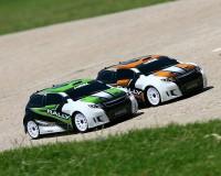 Ралли Traxxas LaTrax Rally Racer 1:18 RTR 265 мм 4WD 2,4 ГГц (75054-5 Green)
