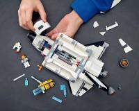Конструктор Lego Creator Пригоди на космічному шатлі, 486 деталей (31117)