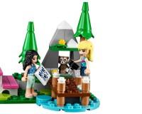 Конструктор Lego Friends Лісовий будинок на колесах і яхта, 487 деталей (41681)