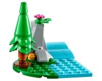 Конструктор Lego Friends Лісовий будиночок, 326 деталей (41679)