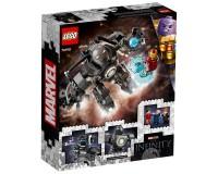 Конструктор Lego Marvel Super Heroes Залізна людина: сутичка з Залізним Торговцем, 479 деталей (76190)