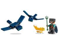 Конструктор Lego Minecraft Небесна вежа, 565 деталей (21173)