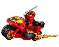 Конструктор Lego Ninjago Мотоцикл із мечами Кая, 54 деталі (71734)