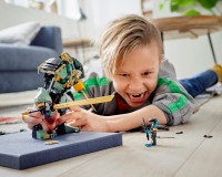 Конструктор Lego Ninjago Гідроробот Ллойда, 228 деталей (71750)